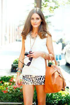 New York Fashion Week Street Style - Spring 2013 Street Style - ELLE