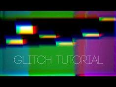 FREE Adobe After Effects Plug-In / Effect [Tutorial] :: Glitch, Twitch, RGB Split Transition! - YouTube