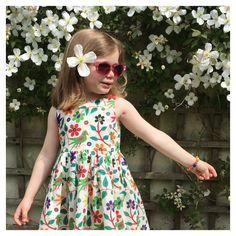 f874e7ca04c3 Jaba Yard · Kids Fashion · Cute girls summer dress www.jabayard.com