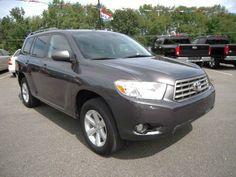 2010 Toyota Highlander, 45,316 miles, $22,995.