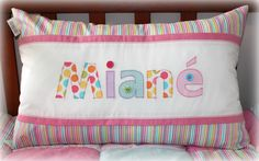 Baby Linen, Baby Decor, Baby Room, Nursery, Cot Linen - Designed and Manufactured by Tula-tu Baby Linen Scatter Cushions, Baby Decor, Cot, Baby Room, Make Your Own, Nursery, Pillows, Crafts, Design
