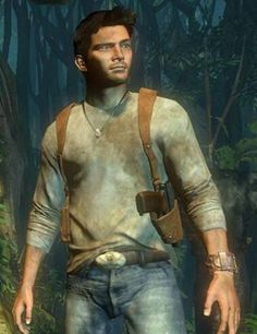 Nathan Drake - Uncharted : Drakes Fortune
