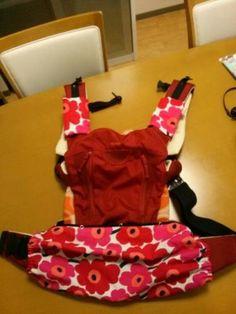 DIY ergo baby carrier case