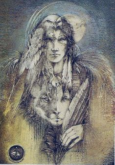 TOTEM ANIMALS & THE THIRD EYE CHAKRA - Totem Talk