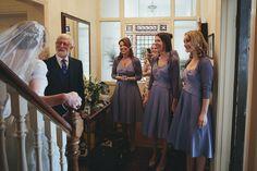 Holly and Ian's Multi-Venue Bristol Wedding. By Helen Lisk