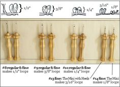 Rug Yarn Punch Needle | Oxford Punch Needles