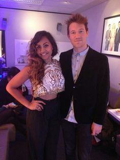 Jessica Mauboy and Eddie Perfect Jessica Mauboy, Good People, Chelsea, Singer, Actresses, Awesome, Beautiful, Female Actresses, Singers