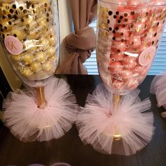 Lavendet and purple vase tutu skirt. Ballerina Baby Showers, Baby Shower Princess, Gold Baby Showers, Girl Baby Shower Decorations, Baby Shower Centerpieces, Centerpiece Ideas, Buffet Dessert, Herbalife Shake Recipes, Purple Vase