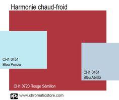 Finalisez votre projet peinture avec le #Rouge #Sémillon CH1 0720 en vous rendant dans l'un de nos points de vente partenaires. Trouvez votre distributeur sur www.chromaticstore.com