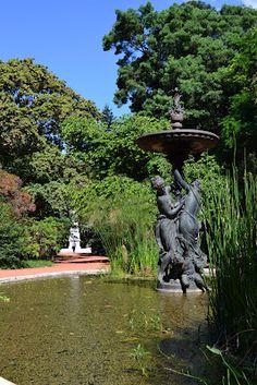 Jardín Botánico, Buenos Aires, Argentina