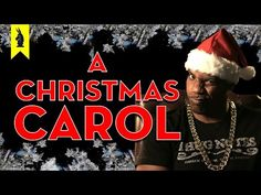 A Christmas Carol - Thug Notes Summary & Analysis Christmas Carol Charles Dickens, Teaching Literature, English Classroom, Summary, Life Lessons, Notes, Reading, December, Join
