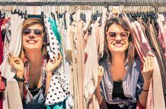 Os benefícios de reutilizar a sua roupa. Além da vantagem social