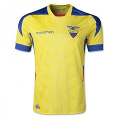 92845d4d0 Ecuador 2014 Authentic Home Soccer Jersey - The Official FIFA Online Store