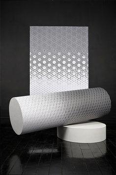 Etienne Bardelli - geometric designs