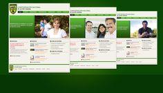 CONFEDERACIÓN NACIONAL DE ACCIÓN COMUNAL, diseño y desarrollo de web site. http://confecomunal.org/