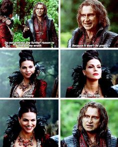 This is by far my new favorite scene! Check this out it's fantastically hilarious! #OUAT #LanaParrilla