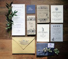 Charmaine & Patrick Wedding Invitation