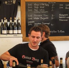 Andreas Rings, Freinsheimer Weinwanderung
