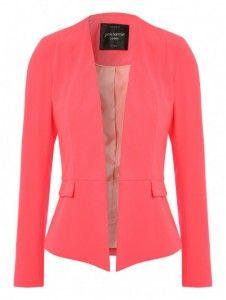 blazer femenino moderno rojo - Buscar con Google