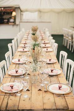 Organic Farm Stone Circle Wedding || Amara • Bridal Registry • ||