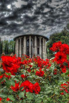 Spring in Rome, province of Rome Lazio region Italy