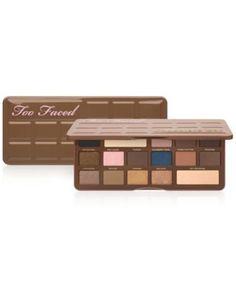 Too Faced Semi-Sweet Chocolate Bar Eye Shadow Palette   macys.com