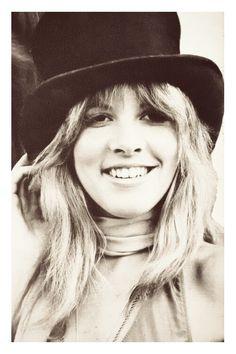 Stevie Nicks of Fleetwood Mac, 1976