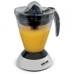 Better Chef IM505CJ Citrus Juicer Black -- To view further for this item, visit the image link. (This is an affiliate link) #Juicers