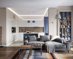 Interior design studio located in Saint-Petersburg Interior Design And Build, Interior Design Studio, Modern Interior, Modern Apartment Design, Apartment Interior, Apartment Living, Modern Design, Casa Milano, Appartement Design