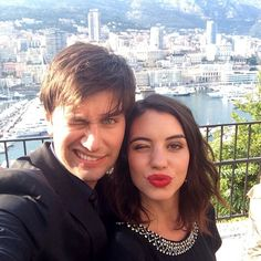 Torrance Coombs and Adelaide Kane #Reign