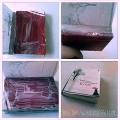 DIY | Chaveiro de Livro - E aí, já leu?
