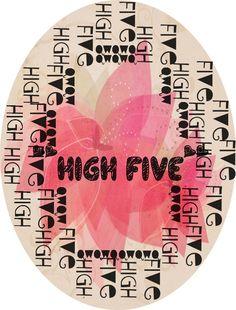 Banner High Five