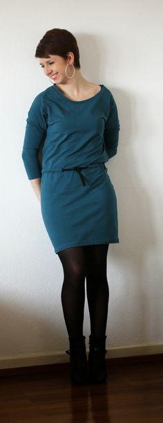 Amy de la laine...: Robe Rianne...