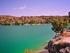 Las lagunas como las botellas unos las ven medio llenas y otros medio vacías  Laguna San Pedro #bsevillanom #ruidera