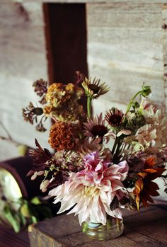saipua... I don't care what anyone says, there is nothing that I love more than a good boquet of wild flowers
