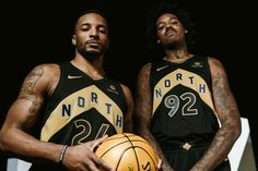 OVO North 10 - black and Gold Toronto Raptors Unveil Special OVO Edition  Jerseys nike Toronto Raptors 0cd685d76