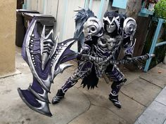 Awesome Smite Thanatos cosplay by Juicy and Wet Cosplay <3 https://www.facebook.com/Juicyandwetcosplay?fref=ts …