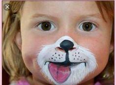 22 En Iyi Yüz Boyama Görüntüsü Childrens Face Painting Artistic