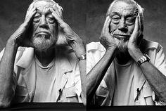 John Huston, cuatro balas de oro