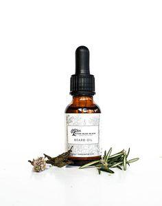 Beard Oil Natural Essential Oils, Essential Oil Blends, Argan Oil, Jojoba Oil, Dry Flaky Skin, Glass Dropper Bottles, Beard Oil, Hair And Beard Styles, Natural Skin Care