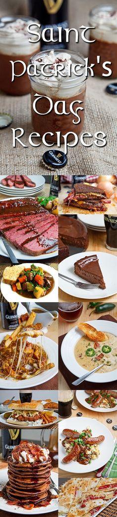 St Patrick\'s Day Recipes