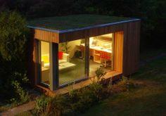 Μικρά Δωμάτια Για Τον Κήπο Σε Εφτά Μέρες; Ναι