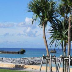 Araha Beach, Okinawa Japan