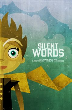 Silent Words Front Cover.