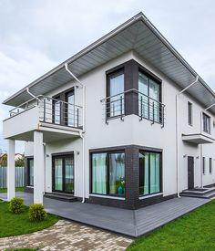 Загородный дом от студии TS Design | Архитектурные проекты | Журнал «Красивые дома»