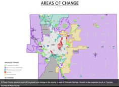 El Paso County Planning map for future growth- noticing it does not address BLR/Norwood land