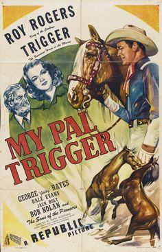 Yakima Canutt | my pal trigger pelicula de 1946 dirigida por yakima canutt frank ...