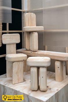 Lisa Ertel (Milano Design Week - Tortona)
