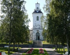 The cathedral in Kuopio is one of lovliest in Finland, although it is also one of the smaller ones.