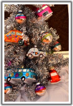 VW Christmas Tree